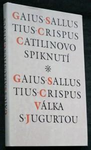 náhled knihy - Catilinovo spiknutí ; Válka s Jugurtou