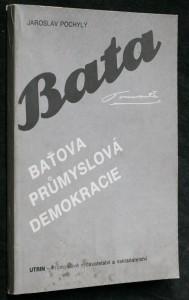 náhled knihy - Baťova průmyslová demokracie