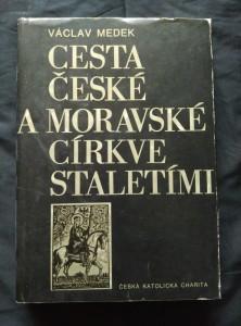 náhled knihy - Cesta české a moravské církve staletími (A4, Ocpl, 380 s.)