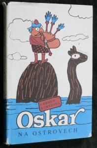 náhled knihy - Oskar na ostrovech : pro čtenáře od 9 let