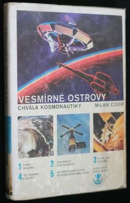 náhled knihy - Vesmírné ostrovy : chvála kosmonautiky