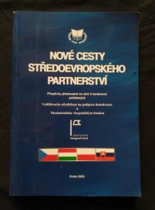 náhled knihy - Nové cesty středoevropského partnerství (Obr, 256 s.)