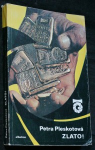 náhled knihy - Zlato!