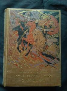 Čtyři příšerní jezdci z Apokalypsy (Ocpl, 494 s., il. ?)