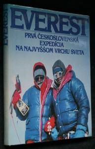 náhled knihy - Mount Everest 8 848 m : prvá československá expedícia na najvyššom vrchu sveta