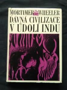 náhled knihy - Dávná civilizace v údolí Indu (Ocpl, 132 s., 32 s čb a 8 s bar příl.)