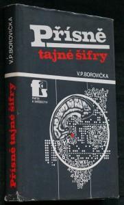 náhled knihy - Přísně tajné šifry