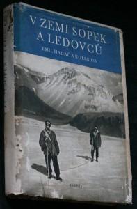 náhled knihy - V zemi sopek a ledovců