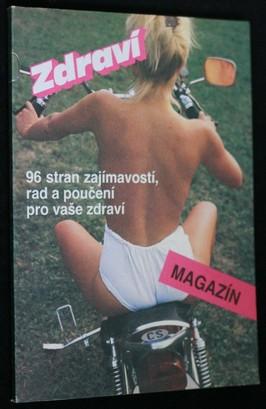 náhled knihy - Magazín zdraví 1991
