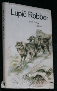 náhled knihy - Lupič Robber