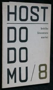náhled knihy - Host do domu, č. XV.