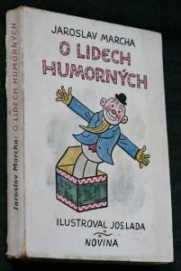 náhled knihy - O lidech humorných