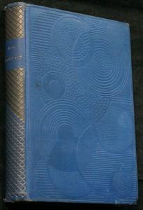 náhled knihy - Modrý vůz : román