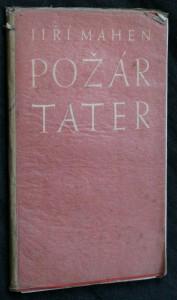 náhled knihy - Požár Tater