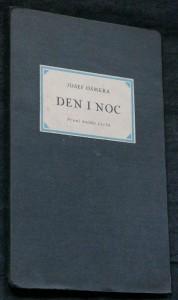 náhled knihy - Den i noc : první knížka veršů