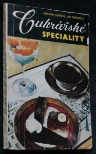 náhled knihy - Cukrářské speciality