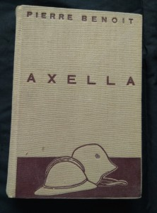 Axella (Ocpl, 328 s.)