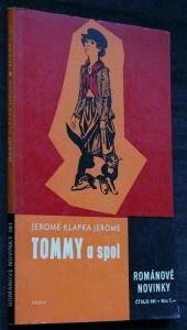 náhled knihy - Tommy a spol.