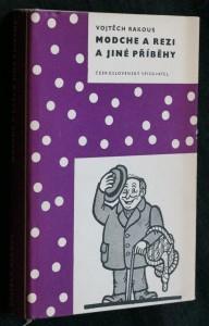 náhled knihy - Modche a Rezi a jiné příběhy