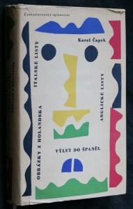 náhled knihy - Italské listy ; Anglické listy ; Výlet do Španěl ; Obrázky z Holandska