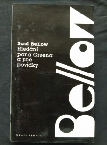 Hledání pana Greena a jiné povídky (Ocpl., 376 s.)