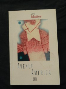 náhled knihy - Avenue America (Obr, 194 s.)