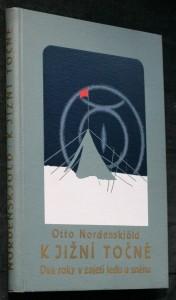 náhled knihy - K jižní točně : dva roky ve sněhu a ledu