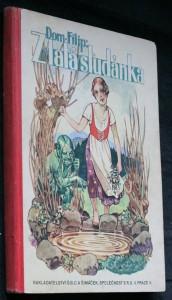 náhled knihy - Zlatá studánka : Pohádky zašlých dnů