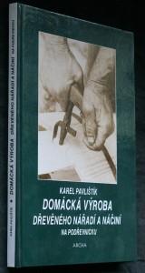 náhled knihy - Domácká výroba dřevěného nářadí a náčiní na Podřevnicku