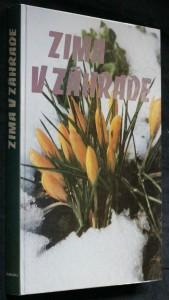 náhled knihy - Zima v záhrade