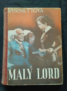 náhled knihy - Malý lord (A4, Oppl, 182 s., il.)