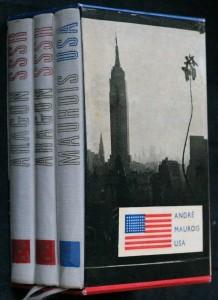 náhled knihy - Souběžné dějiny USA : dějiny USA v letech 1917-1961.  3 svazky