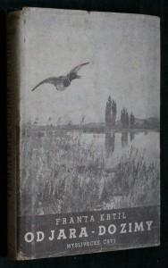 náhled knihy - Od jara - do zimy : Myslivecké črty