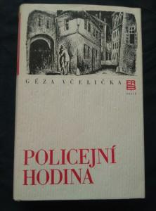náhled knihy - Policejní hodina (Ocpl, il. C. Bouda)