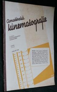 náhled knihy - Amatérská kinematografie č. 2 (únor)