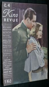 náhled knihy - Kino revue č. 4