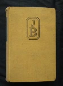 náhled knihy - Posel úsvitu (Mechanicus Josef Božek - Ocpl)