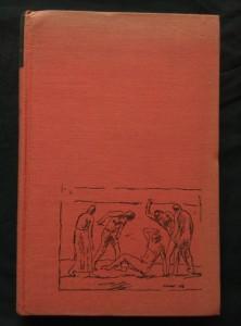 náhled knihy - Dům u mišpule (Ocpl