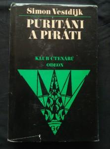 náhled knihy - Puritáni a piráti