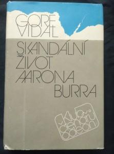 náhled knihy - Skandální život Aarona Burra