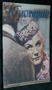 náhled knihy - Kino revue č. 6, ročník V.