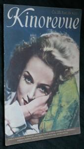 náhled knihy - Kino revue č. 35, ročník IV.