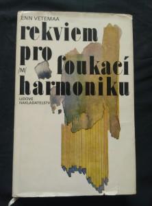 náhled knihy - Rekviem pro foukací harmoniku (Ocpl, 312 s.)