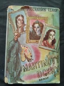 náhled knihy - Martinovy dcery (Oppl, ob. A typo R. Šváb)