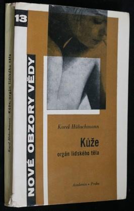 náhled knihy - Kůže, orgán lidského těla