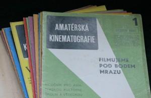 antikvární kniha Amatérská kinematografie č. 1.-12., ročník VI., 1941