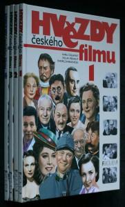 náhled knihy - Hvězdy českého filmu 1-4