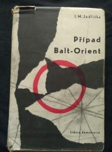náhled knihy - Případ Balt-Orient (Ocpl, 264 s.)