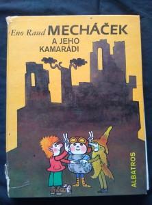 náhled knihy - Mecháček a jeho kamarádi (A4, lam., 192 s.il. L. Vimr)
