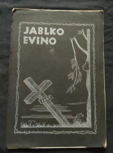 náhled knihy - Jablko Evino (Obr., 46 s., il. F. Pavelka, ob J. Jiránek)